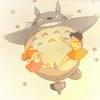 Flying Totoro!