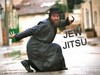 Jew Jitsu Training