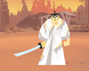 Samurai Jack hates spammers