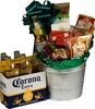 *corona gift basket*