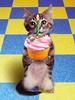 mew cute cupcake