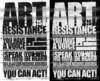 NIИ ✩ ART IS RESISTANCE