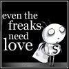 Be My Freak?♥