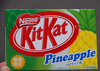 KiT Kat Pineapple