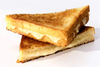 A set of ruthless cheesy toast