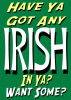 Any Irish In You?