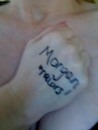 Morgan Stinkfist  Nopants